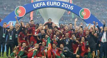 Portekiz'de 10 Temmuz bayram ilan edildi!