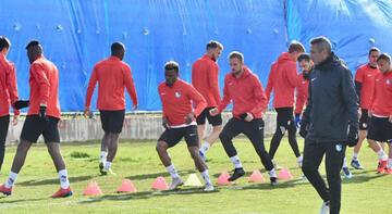 Erzurumspor, Bursaspor'a hazır!