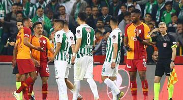 Konyaspor, G.Saray'ı 25 maçtır yenemiyor