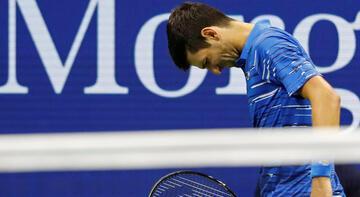 Djokovic'ten ABD Açık'a veda! Sakatlık...