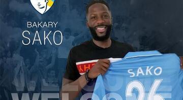 Bakary Sako'nun yeni takımı Pafos FC