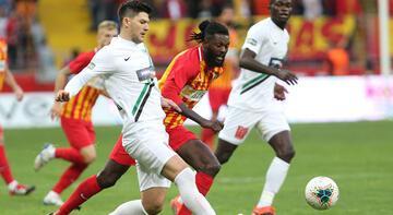 Kayserispor - Denizlispor: 1-1