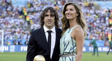 Carles Puyol, Barcelona'yı reddetti