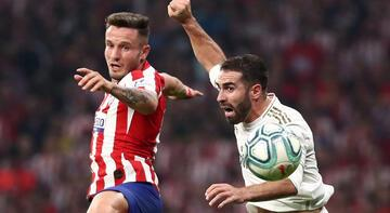 Madrid derbisi de golsüz bitti