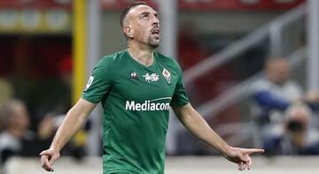 Ribery damga vurdu! Rakip taraftar ayakta alkışladı...
