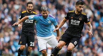 Manchester City-Wolverhampton: 0-2