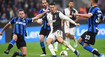Juventus, Inter deplasmanında kazandı