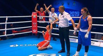 Busenaz Sürmeneli 69 kiloda dünya şampiyonu oldu! Busenaz Sürmeneli kimdir?