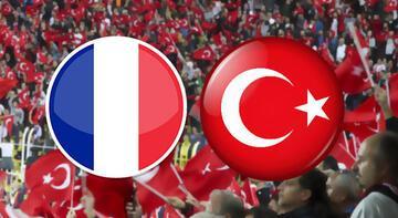 Türkiye kritik virajda! Fransa-Türkiye maçı bu akşam saat kaçta hangi kanalda?