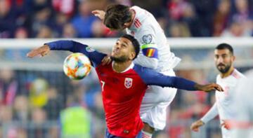 EURO 2020 Elemeleri'nde 9 maç var...