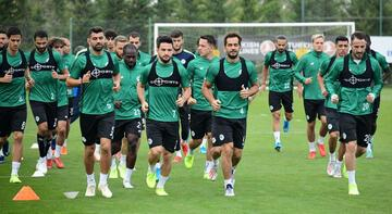 İttifak Holding Konyaspor'da hedef ilk 5