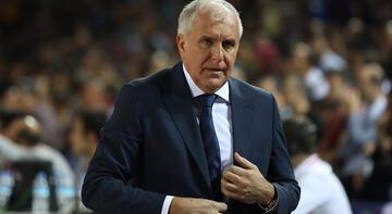 Zeljko Obradovic: Sert basketbol oynamalıyız