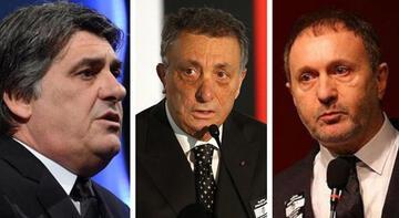 Beşiktaş'ta başkan adaylarının listeleri belli oldu...