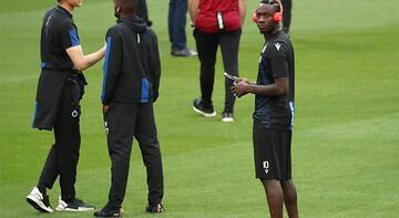Club Brugge'de Diagne kadroya alınmadı
