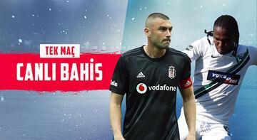 Beşiktaş'ın konuğu Denizlispor! Kritik maç canlı bahisle Misli.com'da...