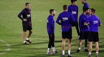 Son dakika | Barcelona, Suudi Arabistan'da kayboldu!