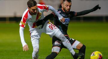 Gergin maçta Alanyaspor, Göztepe'yi devirdi!