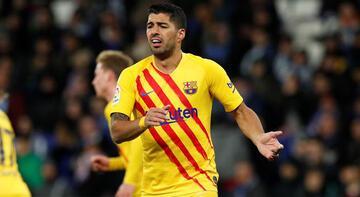 Barcelona'da Luis Suarez ameliyat edecek!