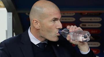 Kupa koleksiyoncusu Zidane