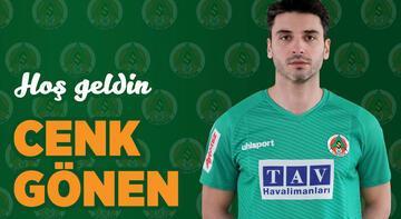 Son dakika transfer haberleri | Cenk Gönen resmen Aytemiz Alanyaspor'da!