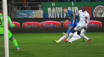 Çaykur Rizespor - Gençlerbirliği: 2-0