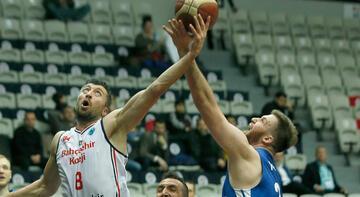 FIBA Erkekler Avrupa Kupası - Bahçeşehir Koleji: 103 - Enisey: 95