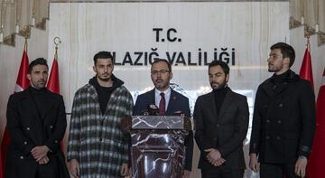Mehmet Muharrem Kasapoğlu: İnşallah bu yaraları hep birlikte saracağız
