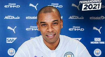 Transfer haberleri | Manchester City, Fernandinho'yu bırakmadı