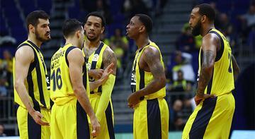 Fenerbahçe Beko, Rusya'da galibiyet arıyor