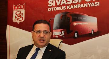 Sivasspor'a yeni takım otobüsü alınması için kampanya başlatıldı