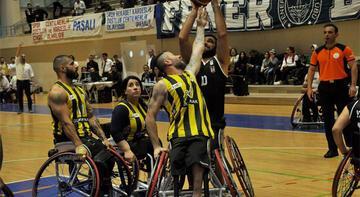 Tekerlekli Sandalye Basketbol Süper Ligi'nde derbi günü