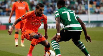 Sporting Lizbon Başakşehir: 3-1