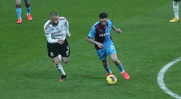 Beşiktaş taraftarından Jose Sosa'ya tepki