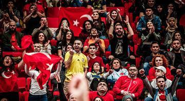 FIBA 2021 EuroBasket Elemeleri'ne Türk taraftarlardan yoğun ilgi