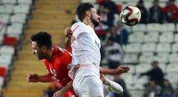 Fraport TAV Antalyaspor - Aytemiz Alanyaspor: 0-1