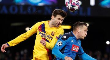 Barcelona - Napoli maçı koronavirüs nedeniyle seyircisiz!