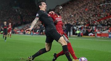 Liverpool-Atletico Madrid: 2-3