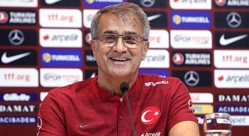 Şenol Güneş'ten teşekkür mesajı ve Süper Lig açıklaması