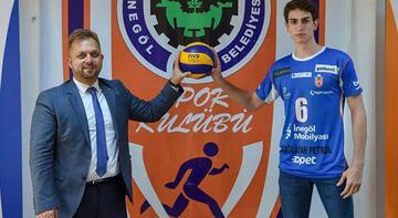 İnegöl Belediyespor, Fenerbahçe'den Ahmetcan Büyükgöz'ü transfer etti