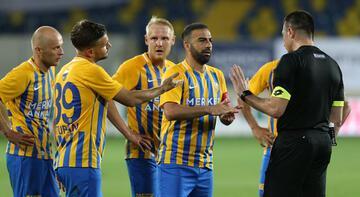 MKE Ankaragücü, Medipol Başakşehir maçı için itirazda bulunacak