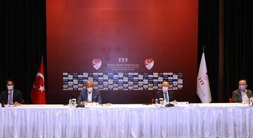 Son dakika haberler - TFF, 2. Lig, TFF 3. Lig ve Bölgesel Amatör Lig'lerin oynatılmayacağını açıkladı