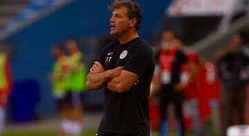 Tamer Tuna: Trabzonspor'un puan kaybının nedeni baskı