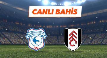 Cardiff - Fulham maçıTek Maç ve Canlı Bahis seçenekleriyle Misli.com'da