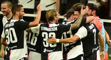 İtalya Serie A'da Juventus'un şampiyonluk hegemonyası üst üste 9. yılında