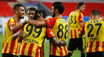 Göztepe'de transfer harekatı