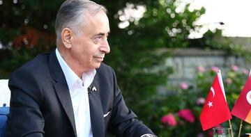 Galatasaray Başkanı Mustafa Cengiz iyiye gidiyor
