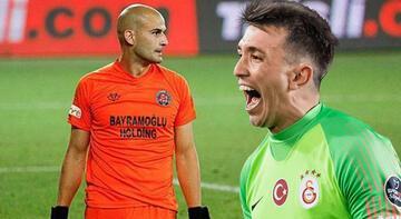 """Aykut Özer'den Muslera paylaşımı! """"Kaptanın eldivenleri şans getirdi"""""""