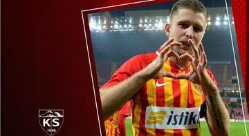 Son dakika | Kayserispor, Artem Kravets ile yollarını ayırdı!