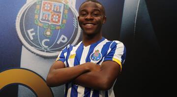 Porto, 16'lık Baker-Boaitey'yi kadrosuna kattı