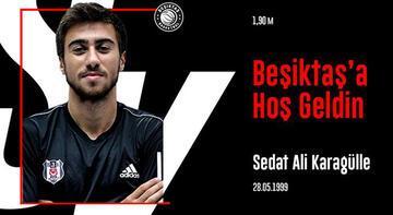 Son dakika | Sedat Ali Karagülle, Beşiktaş'ta!